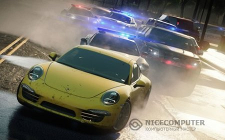 Новая игра Need for Speed: Most Wanted